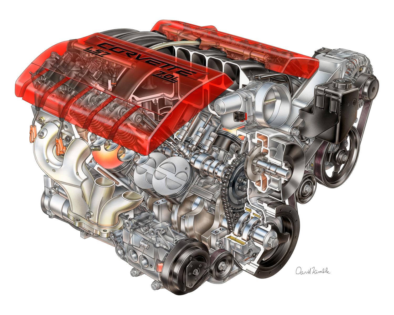 2013-Chevrolet-Corvette-Z06-427-505-hp-7.0-liter-LS7-V-8-cut-away