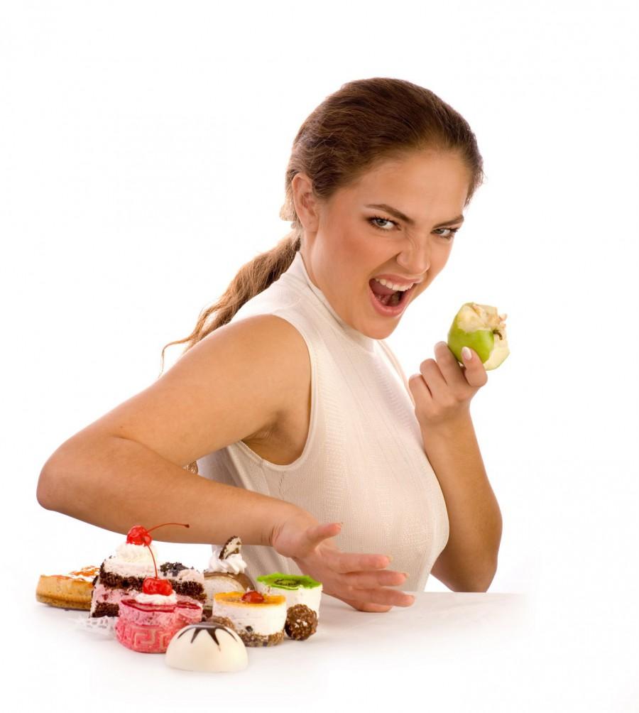 Как Сбросить Вес Что Кушать.