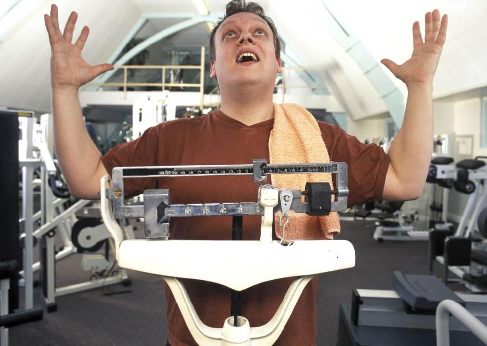 Несколько причин мешающих похудеть6