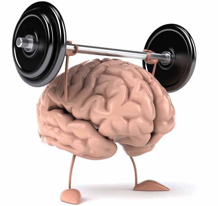 Упражнения для развития мозга 1