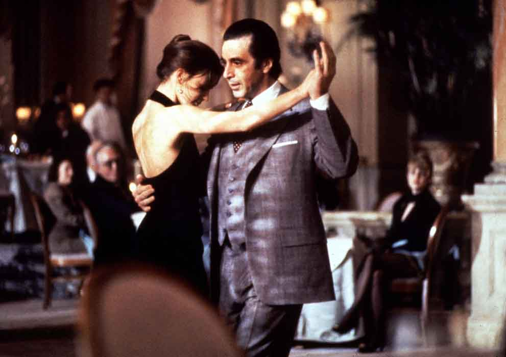 Scent of a Woman (1992) Directed by Martin Brest Shown from left