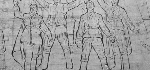 Памятник воинам-защитникам Сталинграда на Мамаевом кургане