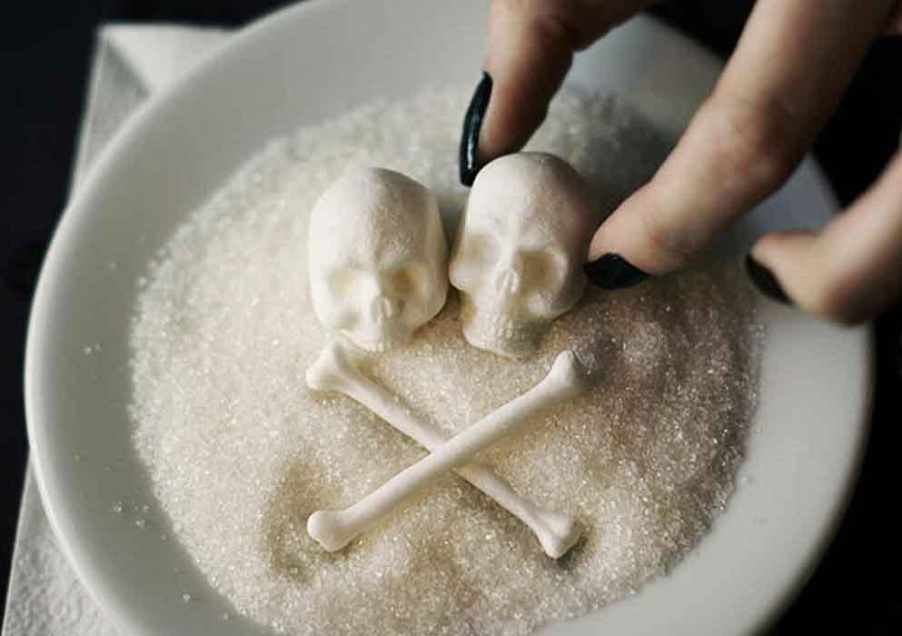 Почему сахар вреден