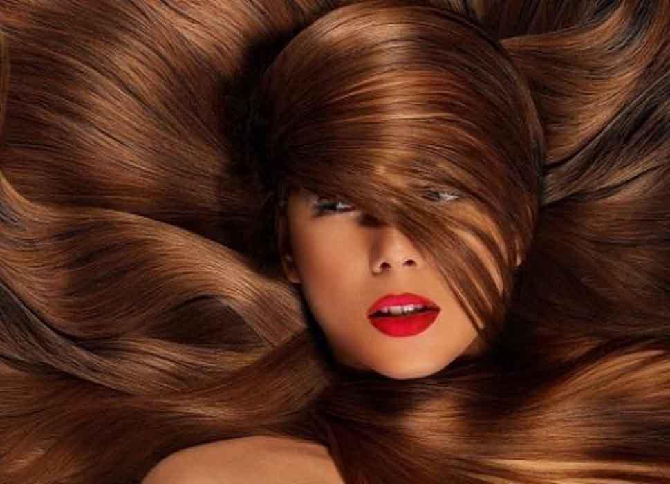 Чтобы волосы были красивыми5