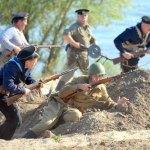 Военно-историческая реконструкция «Бой на подступах к элеватору»