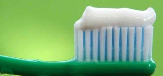 Зубная паста - непривычное применение0
