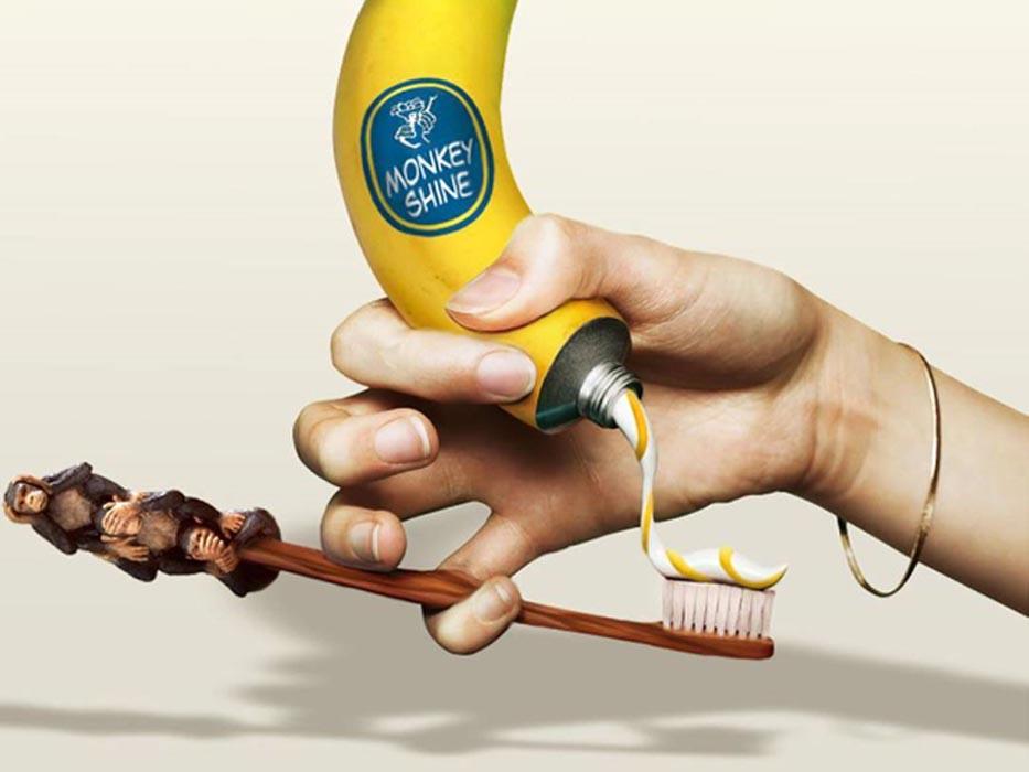 Зубная паста - непривычное применение2