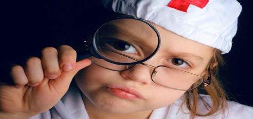 Как помочь ребенку не бояться врачей1