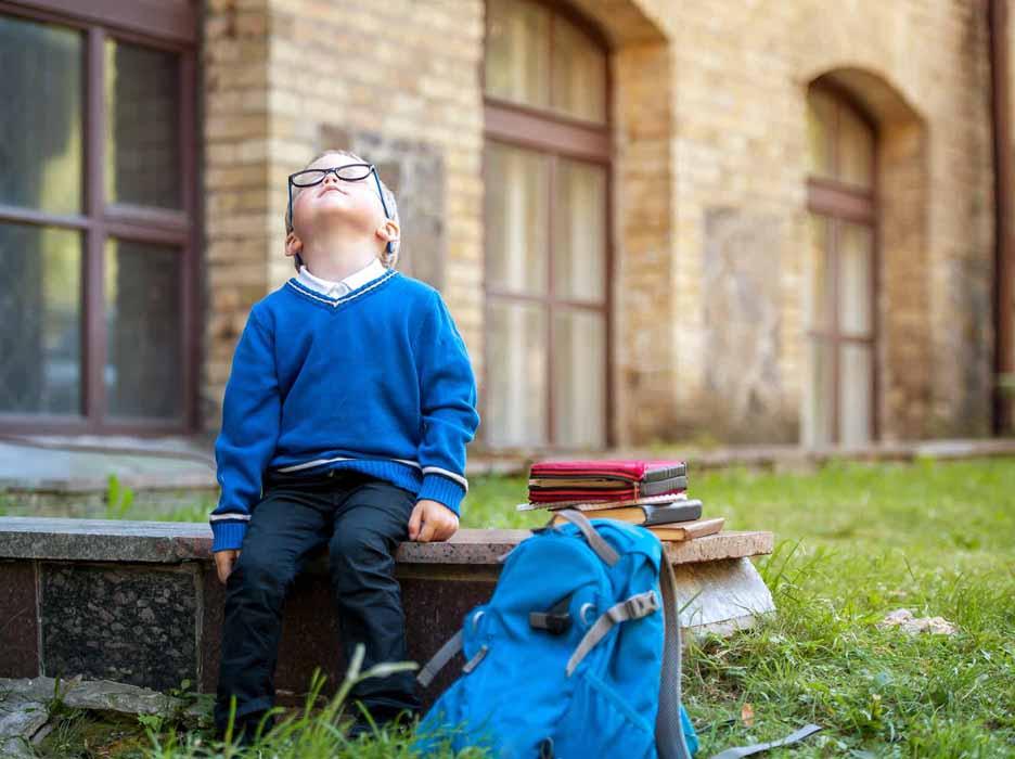 Ребенок не хочет идти в школу3