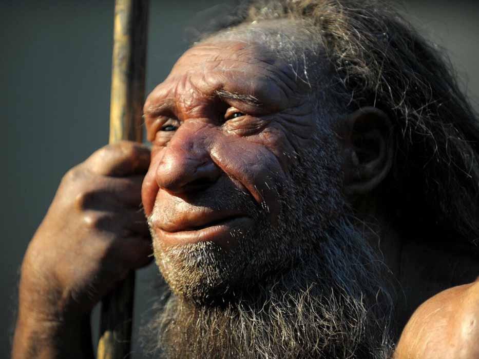 Древние люди были такими же, как и мы
