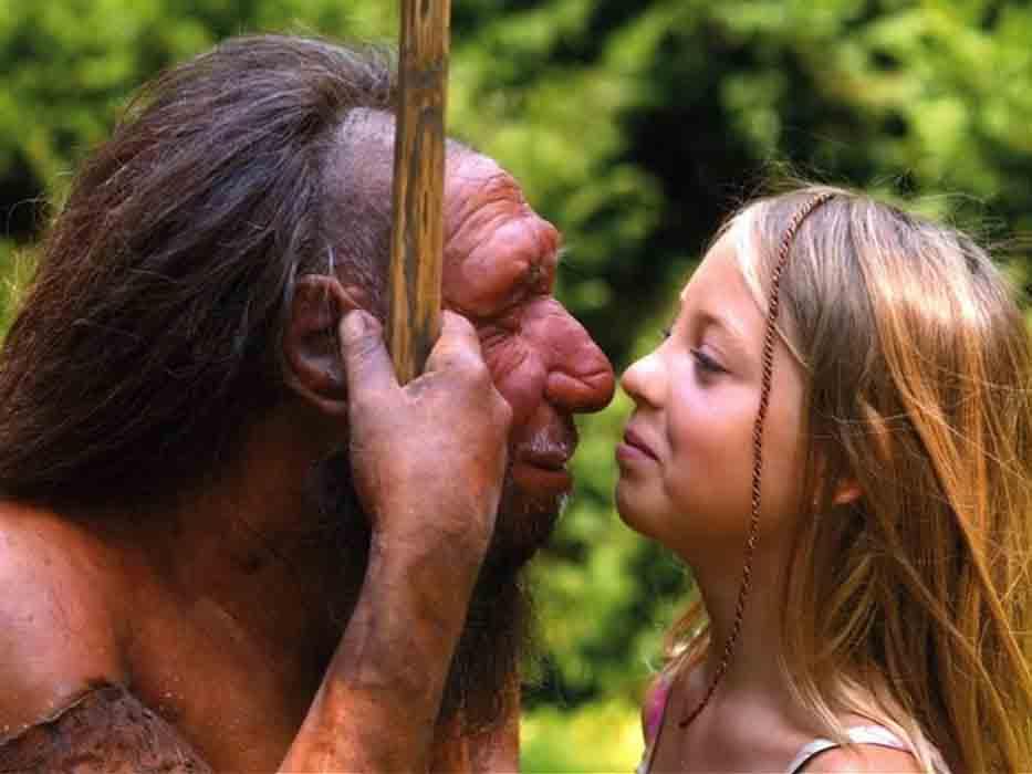 Древние люди были такими же, как и мы5